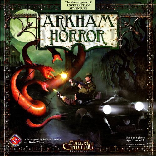 Arkham Horror: A Boardgaming Way Review