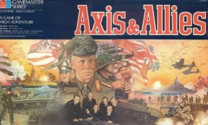 Axis and Allies 1