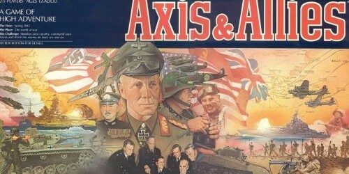 "Axis and Allies Tactics – ""The First Bite of the Apple"" theory."