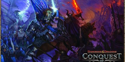 Dungeons and Dragons: Conquest of Nerath: A Boardgaming Way Review