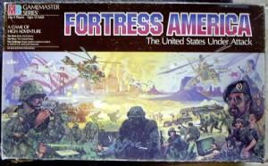 Fortress America Cover