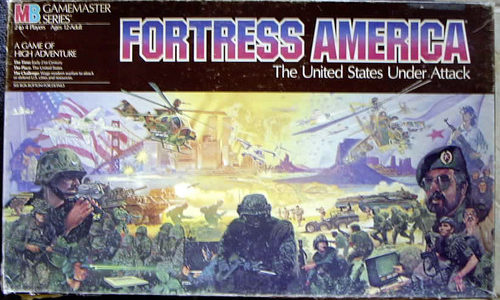 Fortress America Cover