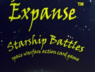 Galactic Expanse: Starship Battles – A Card Game Review from The Boardgaming Way