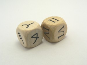 Hannibal Second Edition Dice