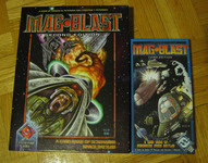 Mag-Blast 2nd and 3rd edition covers 9