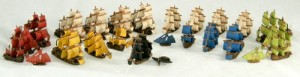 Merchants and marauders painted ship 5