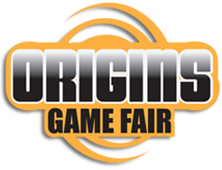 Origins Game Fair logo