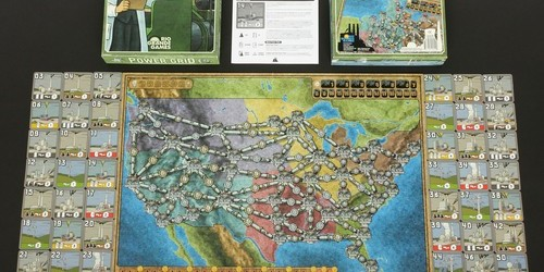 Power Grid: A Boardgaming Way Review