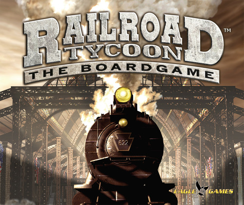 The Boardgaming Way Railroad Tycoon also known as Railroads of the