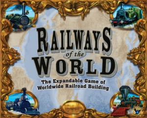 Railroad of the World cover