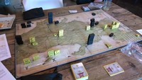 Sekigahara  set-up - 1