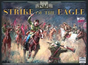 Strike of the Eagle cover