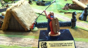 Cold Wars Miniatures Convention (2013) – A Photo Essay