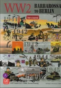 Barbarossa to Berlin Cover