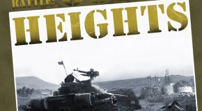 Days of Battle: Golan Heights – A Boardgaming Way Review
