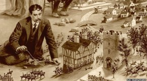 BBC: Little Wars: How HG Wells created hobby war gaming