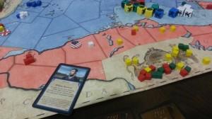 Invasion of Canada board