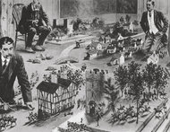 Chicago Tribune: Miniature war gaming is big with history buffs