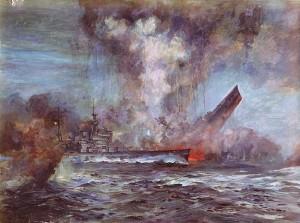Sinking_of_HMS_Hood- Wiki