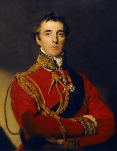Duke of Wellington cropped photo