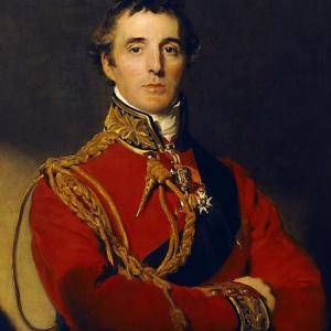 Duke of Wellington cropped photo