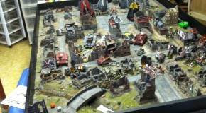 Miniatures: The 149th Battle of Vogellsdorf – Phase Two (A Photo Essay)