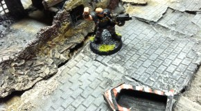Miniatures: The 149th Battle of Vogellsdorf – Phase One (A Photo Essay)