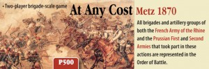 """PodCast """"Advance After Combat 2018-03-29"""" covering """"At Any Costs: Metz 1870"""""""