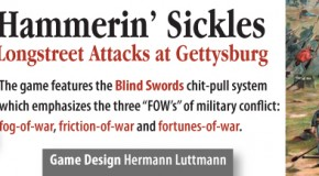 HAMMERIN' SICKLES – Detailed Sequence of Play – A Boardgaming Way Preview