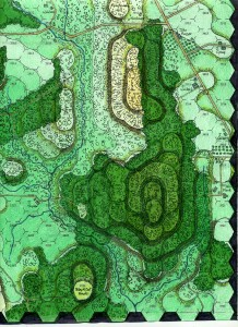Hammerin' Sickles playtest map 1