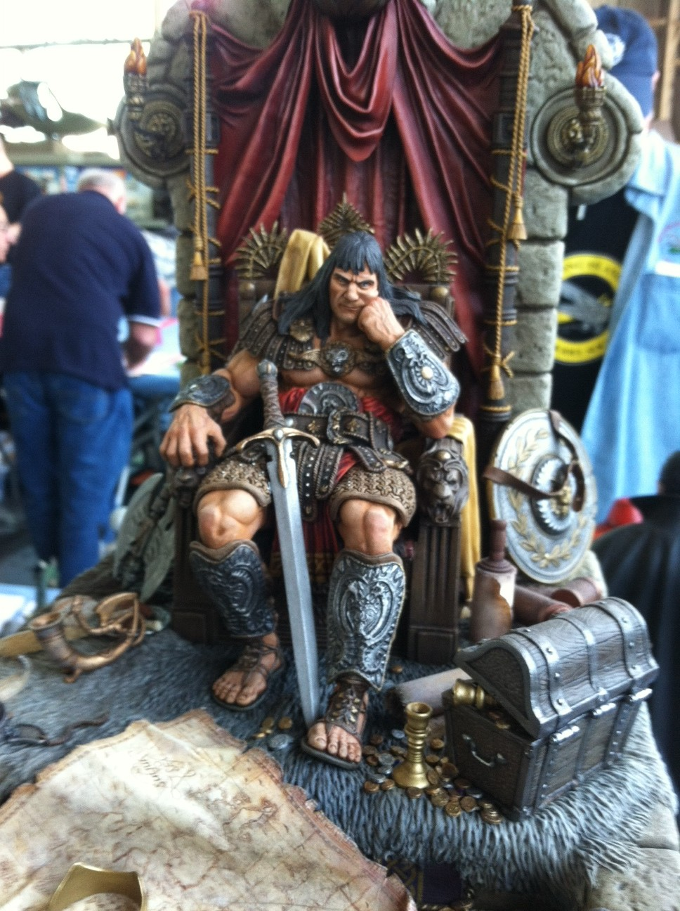 the boardgaming way l i  scale model society put on a show