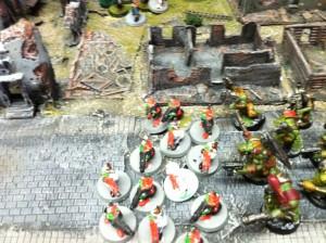 va 20 goblins and orcs advance