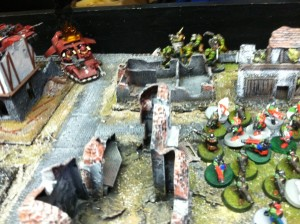 va 21 goblins and orcs attack on left