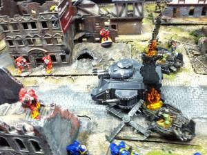 va 7 tank attack