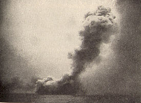 Jutland -  Destruction_of_HMS_Queen_Mary
