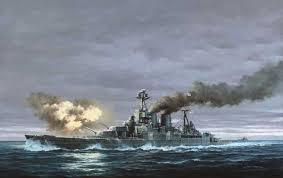 HMS Hood Broadside image
