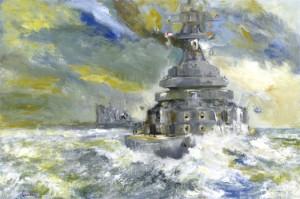 HMS Hood - Last Moments - Paul C # 3
