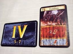 Kingsburg 8 - Invader cards
