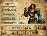 A Darkest Night Hero Sheet
