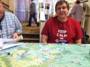 """Board Game Design Lab: """"How to Design a Solo Game with Hermann Luttmann"""""""