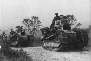 WSJ light tanks