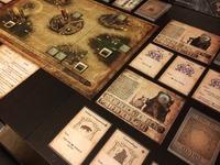 darkest Night 2 - Board and cards