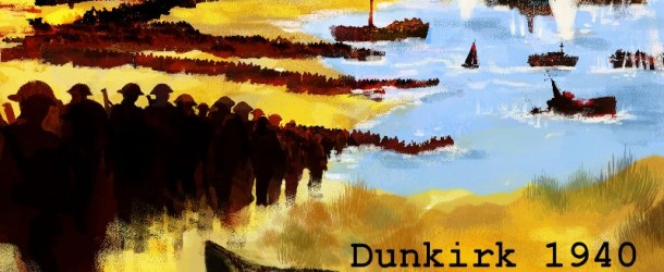 "Over Crowded Beaches – A Boardgaming Way Review of ""A Spoiled Victory: Dunkirk 1940"""