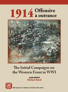WW I - Article - 1914 (1914 - Offensive a outrance - gmt )