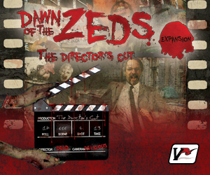Dawn of the Zeds  Directors Cut cover