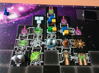 Galaxy Trucker 1 - A round two ship