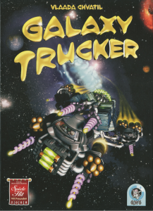 Galaxy Trucker 9 - Cover Art