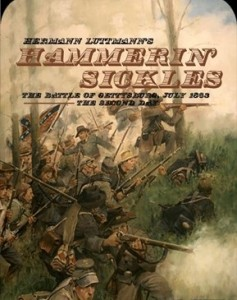Hamerin' Sickles proposed Cover art 2