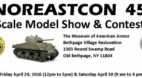Noreastcon 45 Scale Model Show and Contest