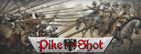"""Pike & Shot"" now on Sale"